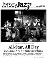Jersey Jazz July 2014 Hot Jazz Festival