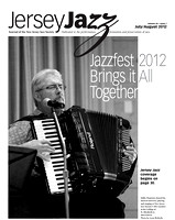 Jersey Jazz July 2012 NJ Jazz Fest