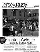 Jersey Jazz March 2012 Gordon Webster