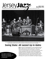 Jersey Jazz Dec 2016 Sun Valley Jazz Festival
