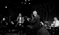 David Akesson with the Birdland Jazz Party Band
