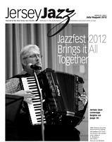 Jersey Jazz July 2012 NJ Jazz Fest