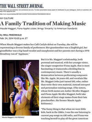 Photo in Wall Street Journal Feb 25 2014a