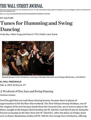 Photo in Wall Street Journal Feb 7 2014a